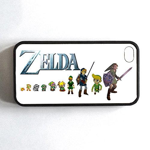 GPO Gruppe Exklusive Nintendo, klassisch, Zelda, Apple iPhone 4 Evolution des Zelda Design, iPhone 4s Phonecase Hartschale aus Gummi