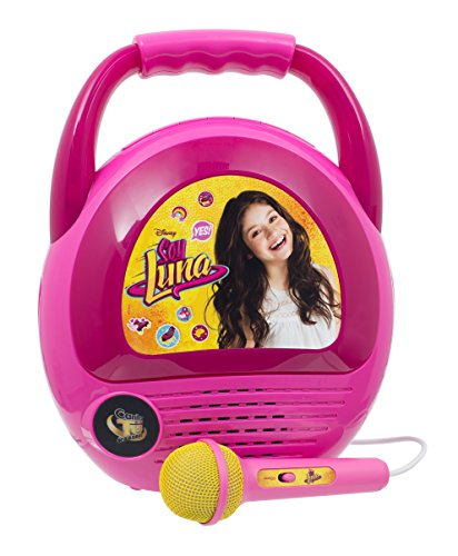 Soy Luna - Karaoke (Giochi Preziosi CTY00000)