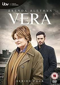 Vera - Series 4 [DVD]