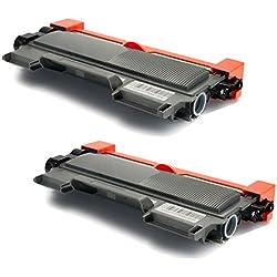 GadFull Cartuccia di toner laser per stampanti Brother, Nero/Giallo/Magenta/Ciano