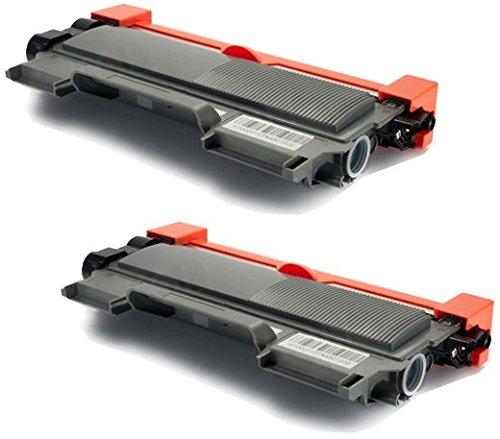 2 PREMIUM Toner kompatibel für Brother TN2220 / TN2010, HL-2130 HL-2132 HL-2135W HL-2240 HL-2240D HL-2250DN HL-2270DW DCP-7055 DCP-7055W DCP-7057 DCP-7060D DCP-7065DN DCP-7070DW MFC-7360N MFC-7460DN MFC-7460N MFC-7860DW FAX-2840 FAX-2845 FAX-2940E | 2.600 Seiten (Toner 7860dw Brother)