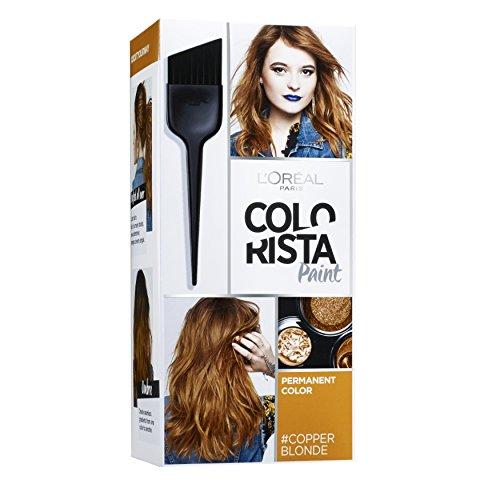 L'OREAL - Coloration - COLORISTA PAINT - copper blonde