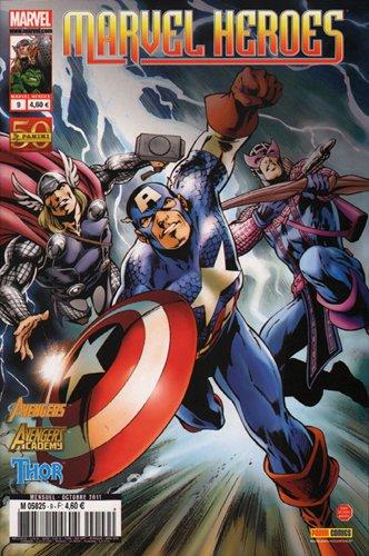 Marvel heroes 09