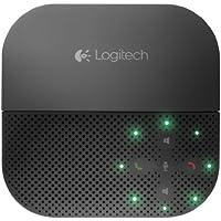 Logitech P710e mobile Speakerphone (Bluetooth, USB) schwarz