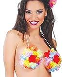 Sujetador flores Hawaiano