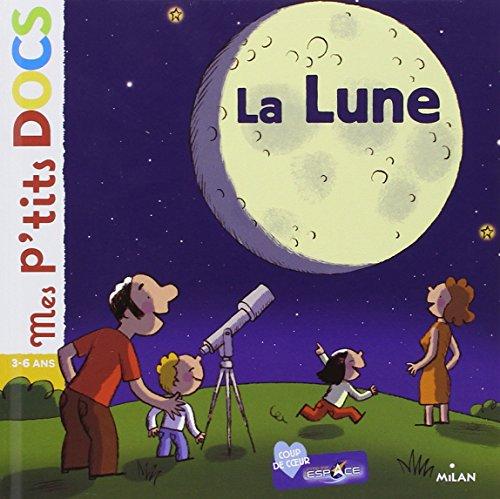 La Lune par Stéphanie Ledu
