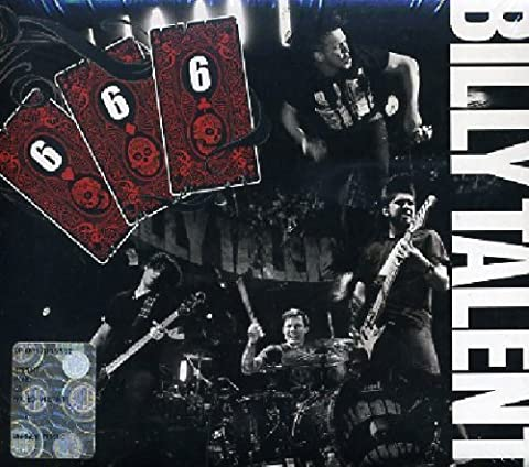 666 Live by BILLY TALENT (2008-05-03)