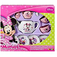 Smoby Juego de café y té de juguete Minnie Mouse (24713)