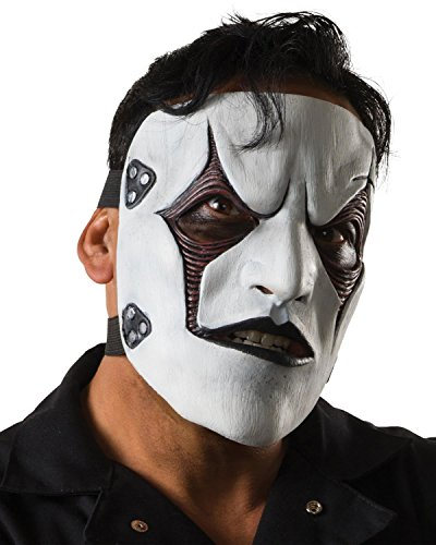 Slipknot Jim Root Maske 2016 - original Lizenz (Clown Slipknot Maske)