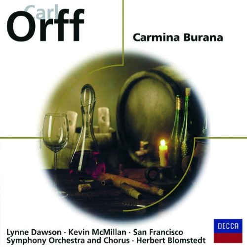 Carmina Burana [Import allemand]