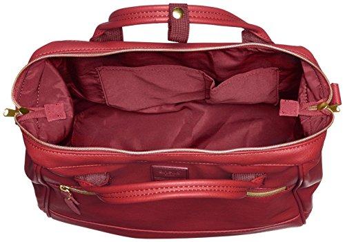 Anello PU Leather 2-Way Boston Bag WI