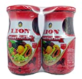 #8: Lion Jam - Mixed Fruit, 500g Promo Pack