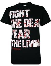 The Walking Dead: Fight The Dead Messieurs S T-shirt