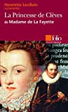 La princesse de Clèves - Folio - 23/03/1995