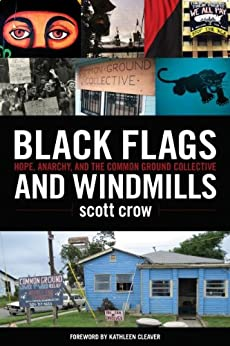 Black Flags and Windmills by [crow, scott]