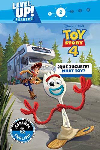 What Toy? / ¿qué Juguete? English-Spanish Disney/Pixar