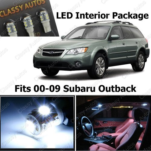 classy-autos-white-led-lights-interior-package-for-subaru-outback-6-pieces-by-classy-autos