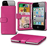 i-Tronixs (Pink +Earphones 145 x73) case for Medion Life