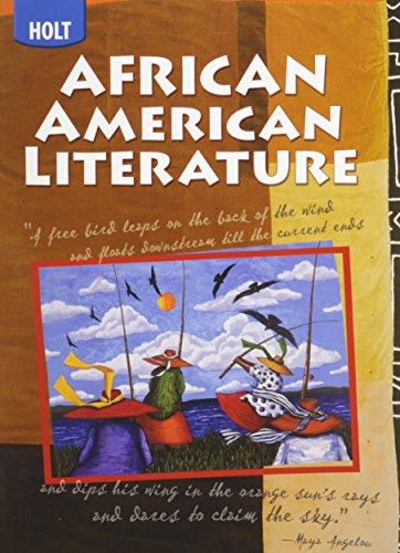 HOLT AFRICAN AMER LITERATURE (African Am Lit 2009)