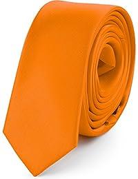 Ladeheid Cravate Étroite Varieté de Couleurs Accessoire Vêtement Homme ... 1b9cef04460