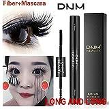 Gaddrt 4D Mascara Doppelkopf Mascara veredelt wachsen Wasserdichte warme Augen Wimpern Verlängerung (A)