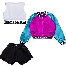 ac76586d5 Amazon.es  ropa de danza moderna niña