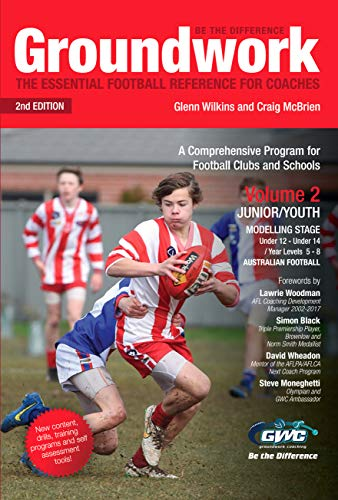 Groundwork Volume 2: JUNIOR/YOUTH MODELLING STAGE: The Essential Football Reference for Coaches (English Edition)
