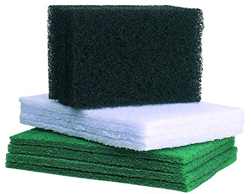 lot-de-10-tampons-a-recurer-professionnels-150-x-230-mm-epais-a-surfaces-delicates