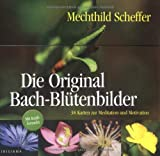 Die Original Bach-Blütenbilder: 38 Karten zur Meditation und Motivation