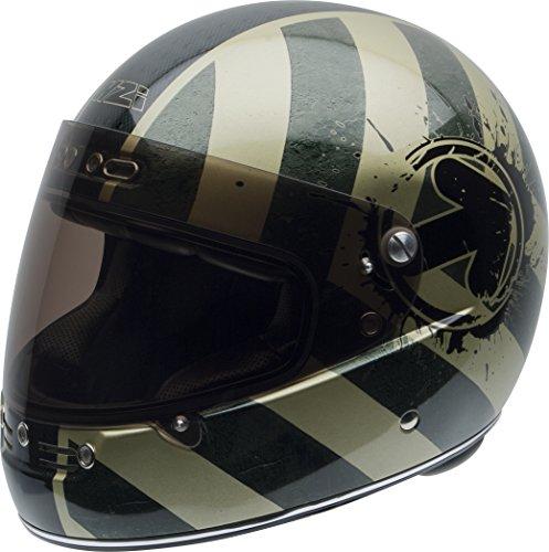 NZI Casco, Verde Metalizado, Talla XL