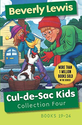 Cul-de-Sac Kids Collection Four: Books 19-24 Beverly 24