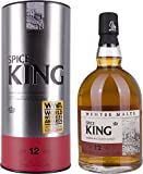 Spice King 12 Year Vecchio Blended Malt Scotch Whisky - 700 ml