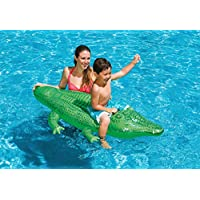 Intex - Inflatable crocodile - 168x86 cm