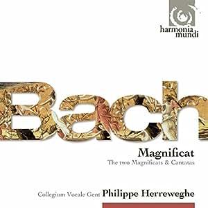 Bach: Magnificat / Christmas Cantata (Collegium Vocale/Herreweghe) by D. York, I. Danz, M. Padmore, P. Kooy, C. Sampson, Collegium Vocale (2010) Audio CD