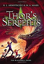 Thor's Serpents (The Blackwell Pages) by K. L. Armstrong (2016-06-07)