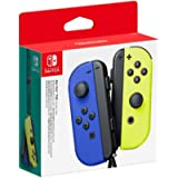 Joy-Con Pair (Neon Blue/Neon Yellow) (Nintendo Switch)