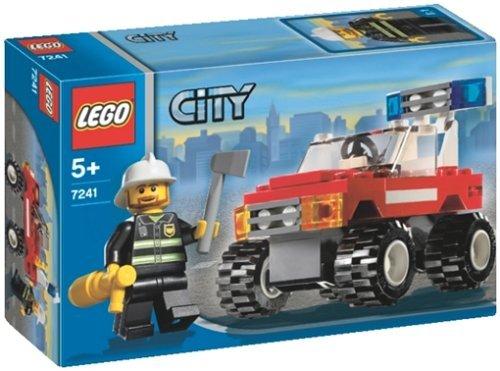 LEGO City 7241 - Fuoristrada dei Vigili del Fuoco