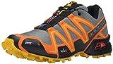 Salomon Speedcross 3 CS, Scarpe da Trail Running Uomo, Arancione (Orange (Light TT/Clementine-X/Bee-X)), 43 1/3 EU
