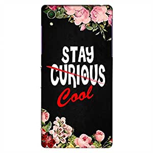 MOBO MONKEY Designer Printed Hard Back Case Cover for Sony Xperia Z2 - Premium Quality Ultra Slim & Tough Protective Mobile Phone Case & Cover