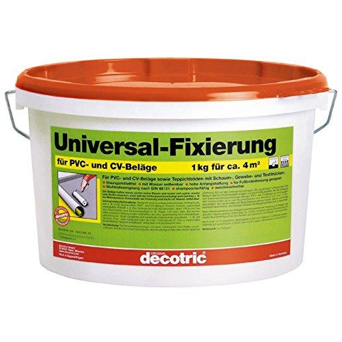 Fixierung für Teppichböden und PVC 10 kg