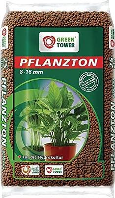 GREEN TOWER Pflanzton 5L von GREEN TOWER auf Du und dein Garten