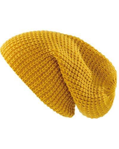 PEARL urban -  Berretto in maglia  - Abbigliamento - Uomo Giallo giallo