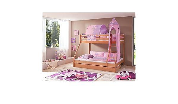 Relita Etagenbett Mike : Relita etagenbett mike inkl bettschubladen und tlg textils