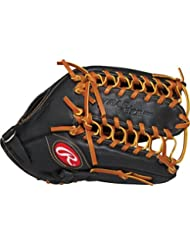 Rawlings Premium Pro Series Glove, Left Hand Throw, 12.75-Inch by Rawlings