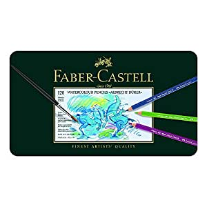 Faber-Castell 117511 Set di Pastelli Colorati
