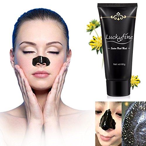 LuckyFine Masque Blackhead Remover Acné Point Noir Nettoyage Profondeur Peel-Off