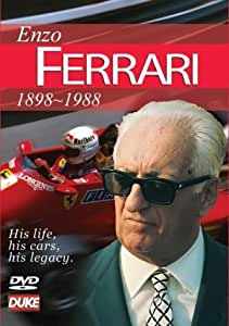 Enzo Ferrari 1898 - 1988 [DVD]