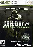 Call of Duty 4 Edition Jeu de l'année
