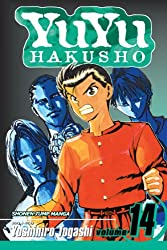 YuYu Hakusho, Vol. 14: A Bloody Past!