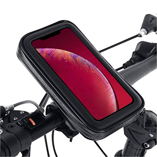 JCB holders Soporte Moto Compatible con Samsung Galaxy Note 9 Nueva sujeción de Extrema dureza Sistema...